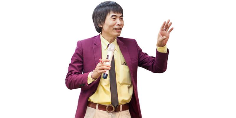 Diễn giả chuyên nghiệp Tiến sĩ Lê Thẩm Dương