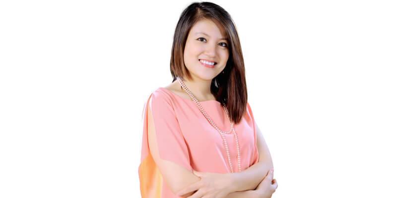 Chuyên gia tư vấn tình yêu Vũ Hương Mai
