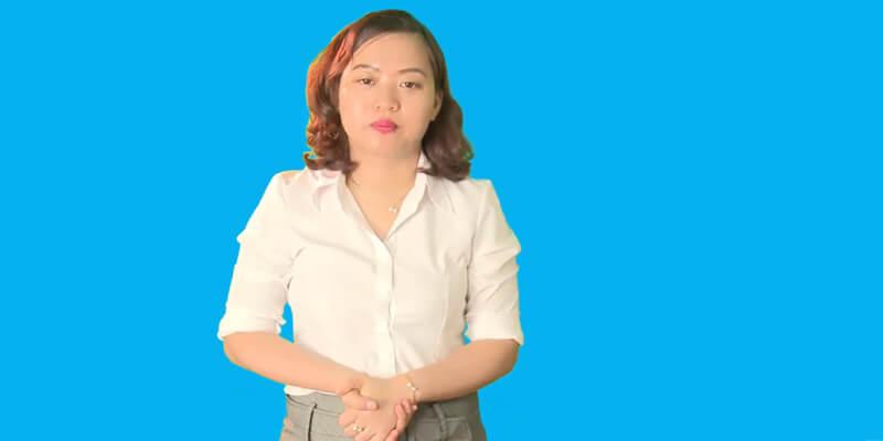 Giảng viên, thông dịch viên Nguyễn Thị Hà Bắc