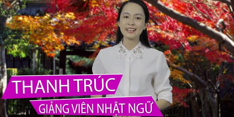 Giáo viên tiếng Nhật Thanh Trúc