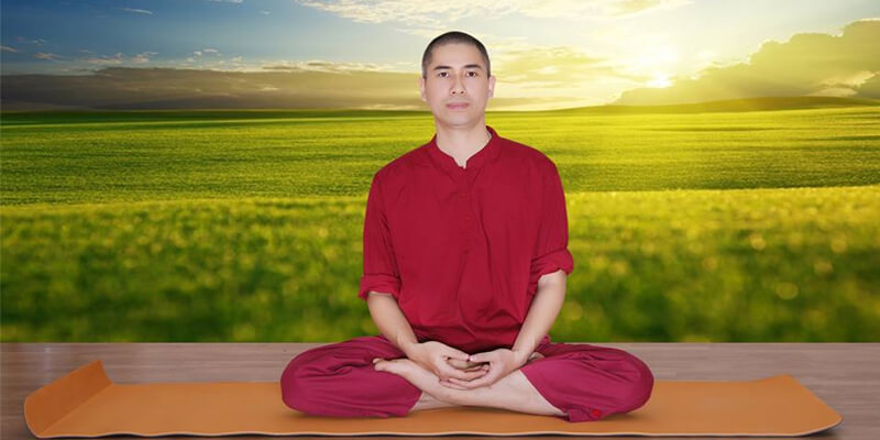Chuyên gia giảng dạy thiền, khí công, yoga Thạc sĩ Trần Thế Long