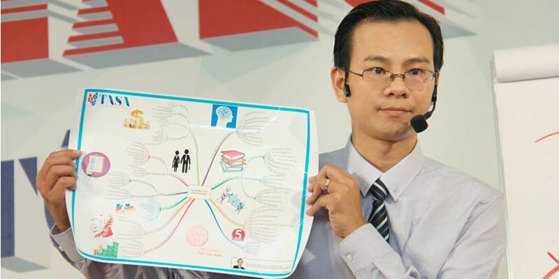 Chuyên gia tư vấn, đào tạo bán hàng Trần Văn Tuấn