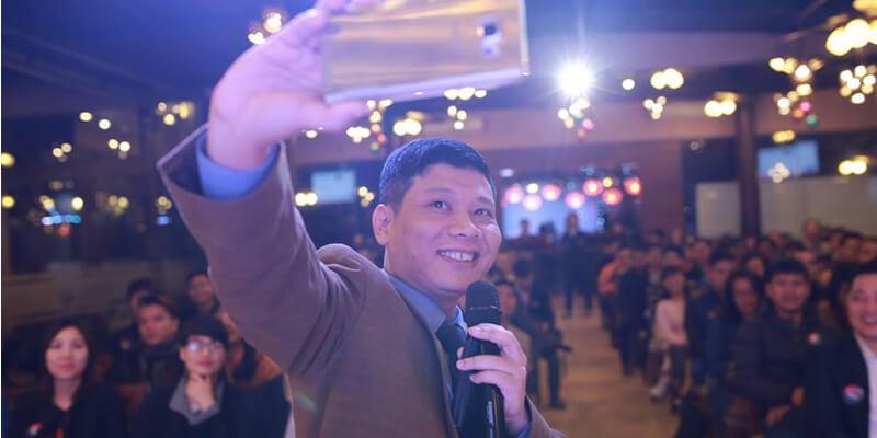 Người sáng lập và CEO Vinalink Tuấn Hà